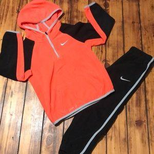 Boys Nike Fleece 2pc set! Size 6